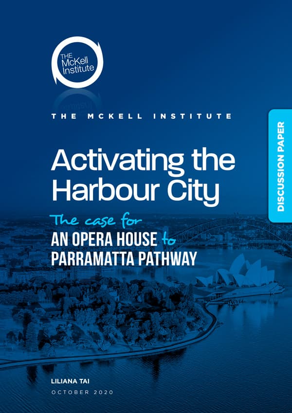 Activating the Harbour City - The McKell Institute