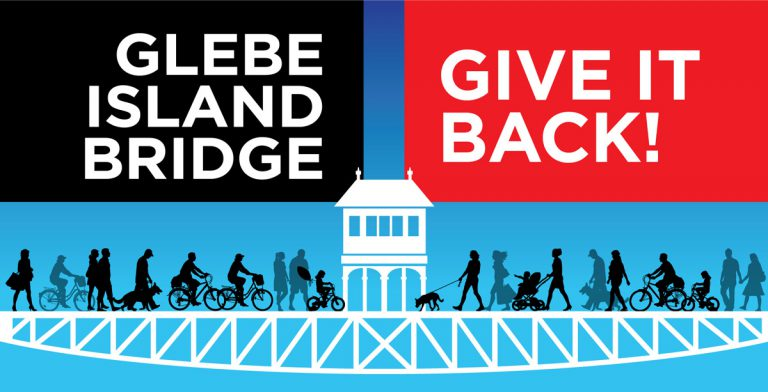 Glebe Island Bridge - Give It Back!