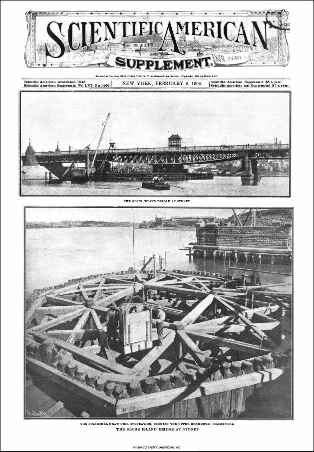 Scientific American Cover February 6 1904