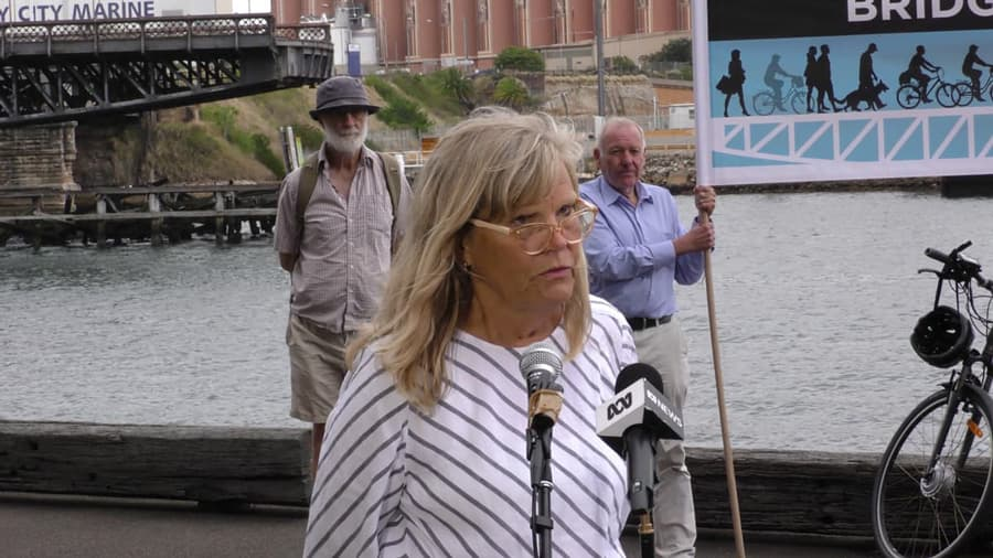 Janet Wahlquist, The Glebe Society President