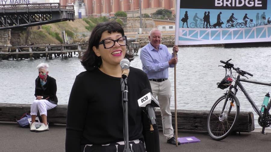Jess Scully, Deputy Lord Mayor of Sydney