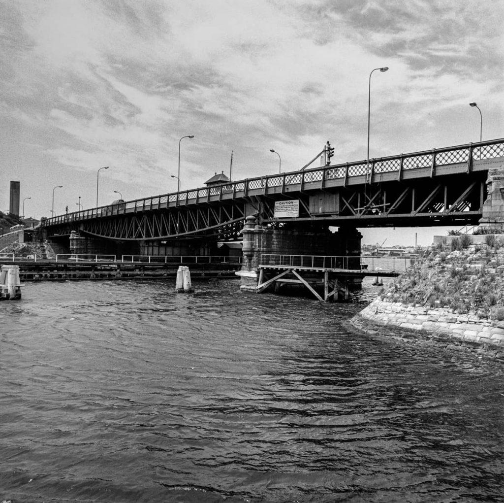 102161 Glebe Island Bridge 1973