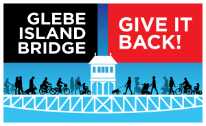 Glebe Island Bridge Give It Back